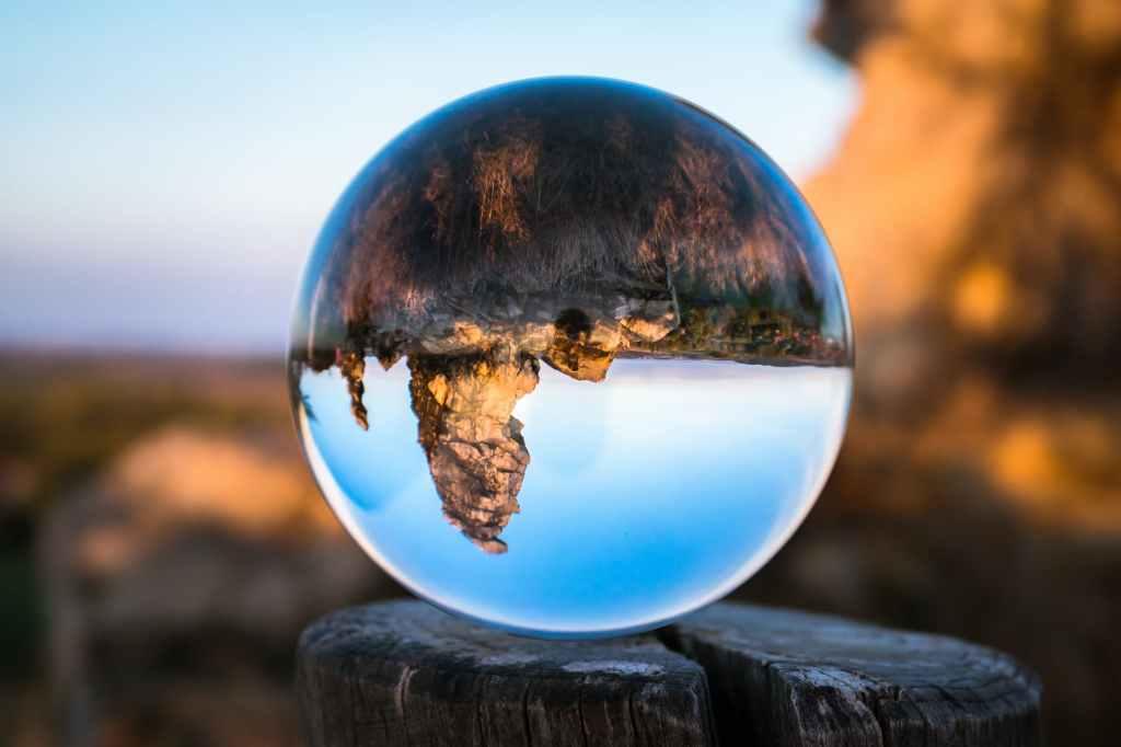 ball ball shaped blur daylight